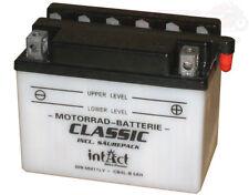Batería de moto intact bike Power batería cb4l-b 5ah con paquete de ácidos Battery incl.