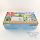 Nintendo Switch Console Animal Crossing: New Horizons Special Edition New