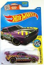 HOT WHEELS - DODGE CHALLENGER DRIFT CAR - HW SPEED GRAPHICS -NEW CARDED UK STOCK