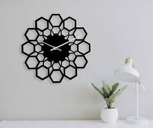 Wall Clock Australian Made Design Style #7