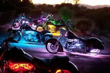 18 Color Change Led Road Star Motorcycle 14pc Motorcycle Led Neon Light Kit