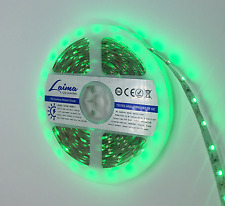 LED Strip Light 3528 300 Led 5 Meters  Green IP33  (022) 60 LED/1m