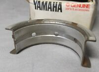 Genuine Yamaha XS750 Crankshaft Main Bearing Upper Plain Shell 1J7-11417-30