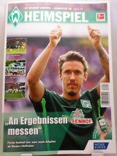 HEIMSPIEL Programm + 19.11.2017 + SV Werder Bremen vs. Hannover 96 +