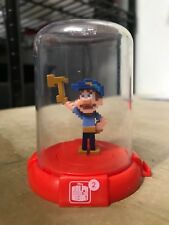 "1x 8-BIT FIX-IT FELIX JR. RALPH BREAKS THE INTERNET DISNEY DOMEZ 2"" MINI FIGURE"