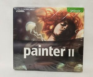 NEW COREL PAINTER 11 MAC PC Software Digital Artist Education Tool 2009 SEALED