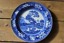 RARE Vintage Wedgewood Fallow Deer Dinner Plate