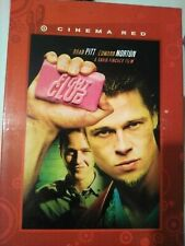 Dvd Movie Fight Club Brad Pitt Norton 1 Disc Only Comedy Action Drama My Store
