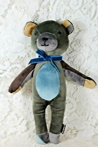"""HARRY BARKER BEAR Teddy Bear Squeaker Stuffed Dog Toy - New without tags 11"""""""