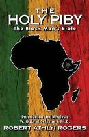 The Holy Piby: The Black Man's Bible, Brand New, Free P&P in the UK