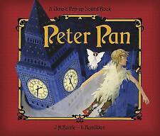 Peter Pan Sound Book by Libby Hamilton (Hardback, 2009)