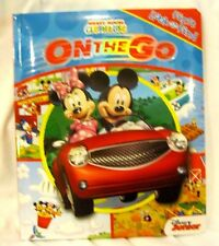 Mickey Mouse My First Look and Find by Phoenix International Publications-New!