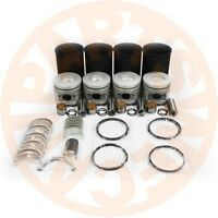 ISUZU 4HG1 4HG1T ENGINE REBUILD KIT FOR 4.6L NPR NPR300 TRUCK 5-87813-954-0