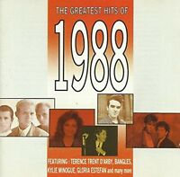 The Greatest Hits Of 1988 Robert Palmer, Terence Trent D'Arby New Music Audio CD
