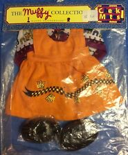 Nrfp Outfit for Hoppy Vanderhare Rabbit Check Mates 1995 Muffy Collection