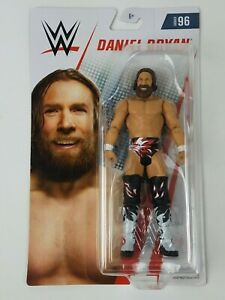 WWE Daniel Bryan Basic Series 96 Action Figure Mattel