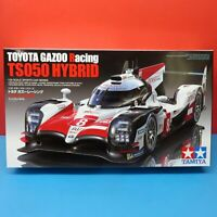 Tamiya 1/24 Toyota Gazoo Racing TS050 Hybrid model car kit #24349
