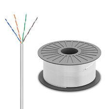 cat 5e ethernet patch roh kabel g nstig kaufen ebay. Black Bedroom Furniture Sets. Home Design Ideas