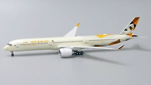 Etihad Airways Airbus A350-1000 A6-XWA JC Wings JC4ETD187 XX4187 Scale 1:400