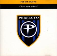 Robert Owens - I'll Be Your Friend (4 trk CD2 / Glamourous mix / 1997)