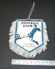 FOOTBALL FANION 1984 WIMPEL PENNANT FRANCE FOOTBALL CLUB ANTIBES JUAN-LES-PINS