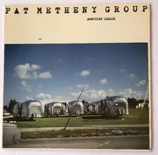 Pat Metheny Group - American Garage - VTG 1979 LP