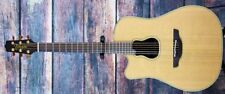 Takamine Garth Brooks Left-handed Acoustic Guitar Dreadnought Cutaway (GB7CLH)