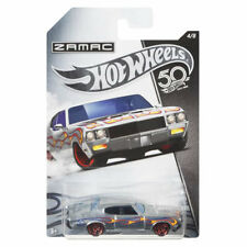 2018 Hot Wheels 50th Anniversary ZAMAC Flames Set Postage