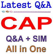 ISC2 Certified Authorization Professional CAP Exam Q&A PDF+SIM