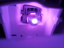 2 x Pink Purple LED T10 921 168 912 5-SMD Wedge Map License Plate Light Bulbs