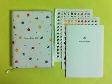 Doubutsu no Mori Pocket Diary Year 2013 Club Nintendo Animal Crossing JAPAN USED