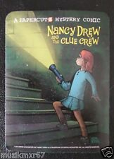 Papercutz NANCY DREW and the CLUE CREW The Hidden Staircase Sticker / Decal