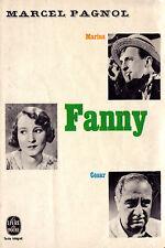 Fanny - Marcel Pagnol - Eds. LDP - 1965