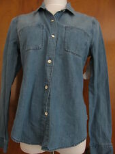 Gap women's jean shirt size Small NWT