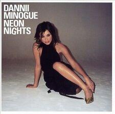 Dannii Minogue - Neon Nights [Australian] (CD, Apr-2003, Warner Bros.) New