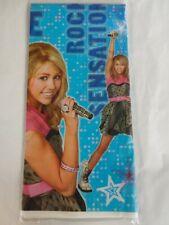 Hannah Montana Tablecover Birthday Party New Free Shipping