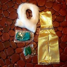 TAKARA NEO BLYTHE ORIGINAL DRESS OUTFIT_ ALL GOLD IN ONE (GOLDIE)