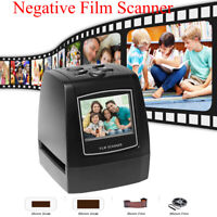 35/135 Film Negative Scanner High Resolution Slide Film Converter Photo Digital
