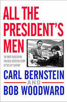 All the President's Men by Bob Woodward, Carl Bernstein (Paperback) Book