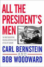 All the President's Men by Bernstein, Carl, Woodward, Bob