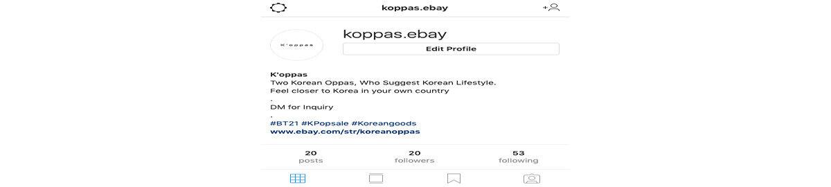 Korean Oppa's