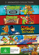 Scooby-Doo: Haunted House / Blue Falcon / Pirates / Meets Batman / Samurai Sword