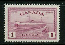 CANADA -1946 - TRAIN FERRY-  VF**