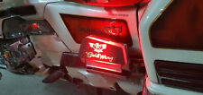 Honda Goldwing GL 1500 lighting floorboard covers