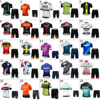 Retro Raphael Gitane Campagnolo Cycling Jersey Short Sleeve Bike Pro Clothing