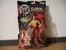 MOC WWE Ruthless Aggression Series 4 Chris Benoit  2002 Jakks Pacific