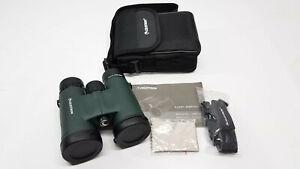 Celestron Nature DX 8x42 Binoculars Outdoor & Birding Binoculars w/ Case, manual