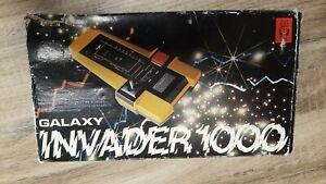 Jeu electronique Galaxy Invader 1000 de Lansay 1982