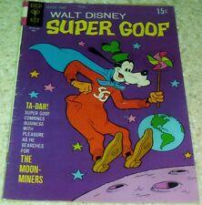 Walt Disney's Super Goof 17, (FN- 6.5) 1971, 40% off Guide!
