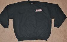 Polaris Fusion mens XXL black logo sweatshirt